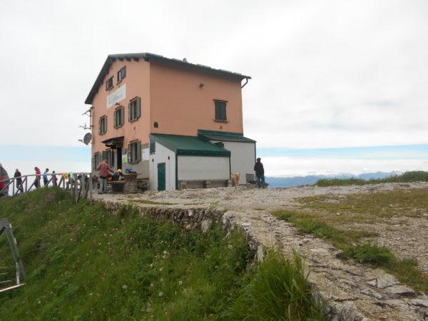 rifugio Rosalba unpassoavanti.green