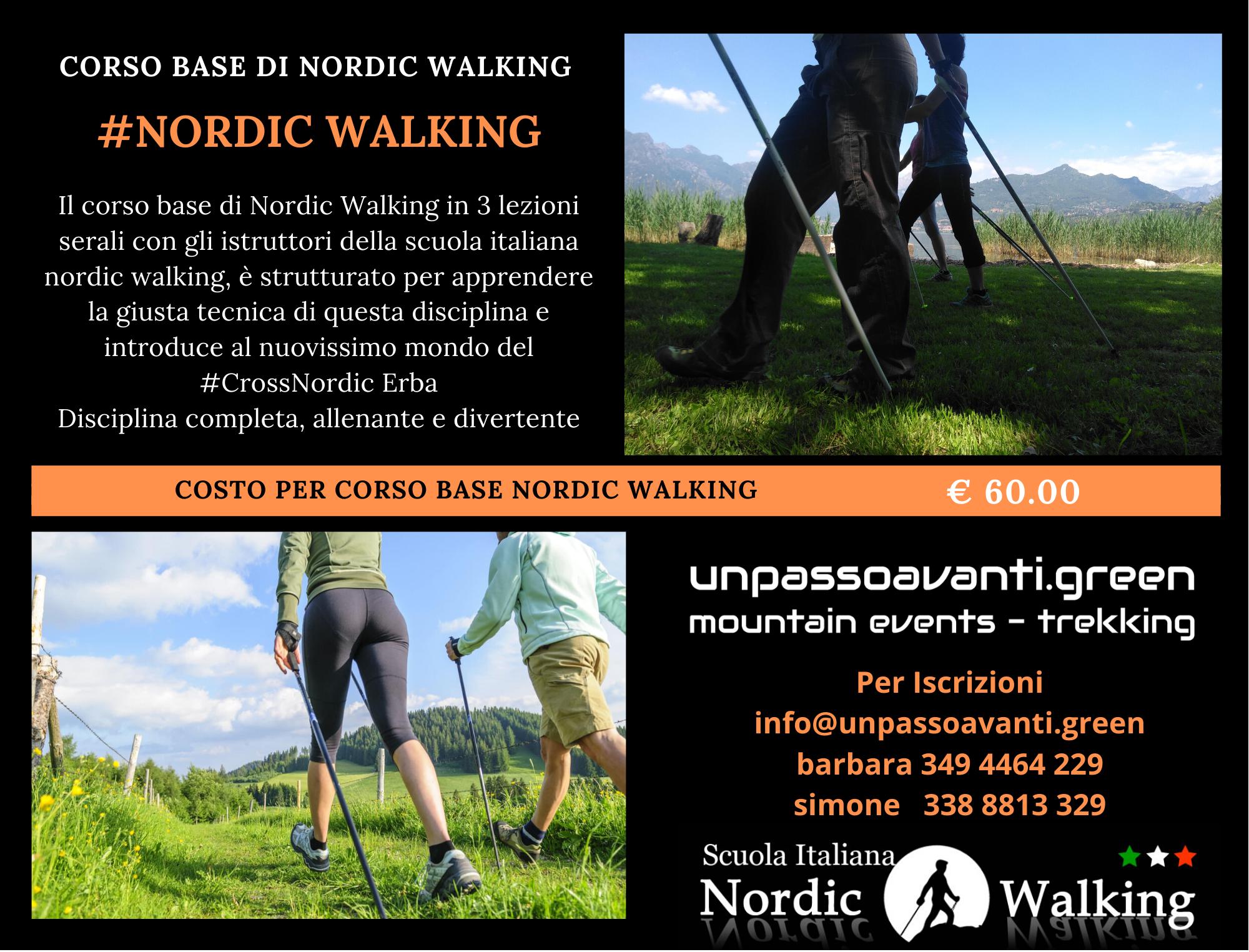 #NordicWalking Corso Base