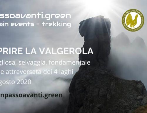 Alla scoperta della Val Gerola – 1, 2 Agosto 2020