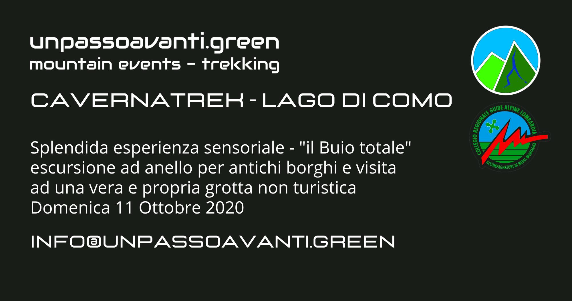 Grotta Trek unpassoavanti.green